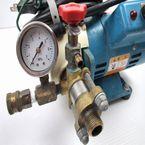 水漏れ 圧力漏れ