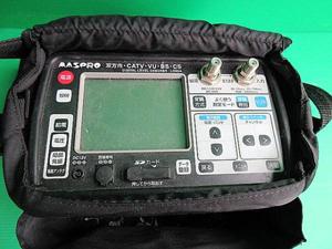 測定器・テスター 高価買取のポイント マスプロ