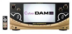 第一興商 DAM-G100X カラオケ機器