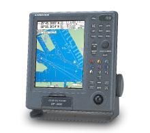 カラー GPS プロッター GP-3500