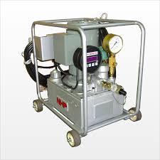 油圧ポンプユニット