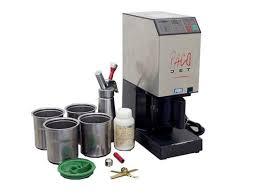 冷凍粉砕調理機