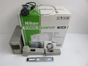 ニコン Nikon COOL SCAN IV ED LS-40ED 中古 フィルムスキャナー