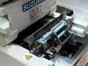 寿司ロボットの使い方