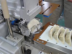 餃子製造機の使い方