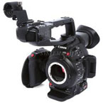 シネマカメラ キャノン EOS C100 Mark II