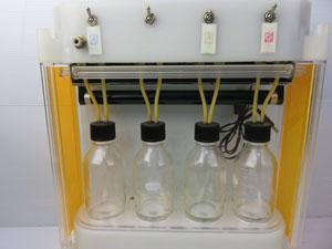 酸素バーの修理方法