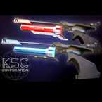 精密競技銃 KSC R504 AR2000N