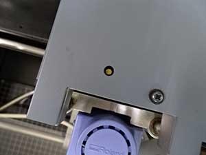 3Dプロッタ 汚れ