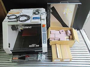 3Dプロッタ 付属品やオプション品