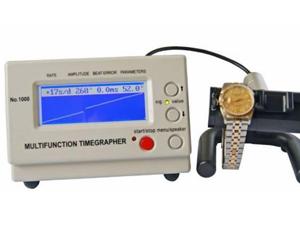 歩度測定器の使い方