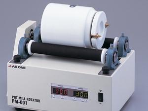 アズワン 小型水平振動粉砕機 振動制御