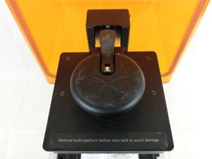 フォームラブズ Form Labs 3Dプリンタの使い方