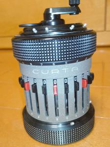 CURTA クルタ 機械式計算機