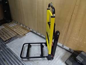 サンコー 電動階段のぼれる台車 ELECTRLOPB