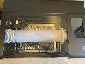 FLUX beamo レーザー加工機 電源