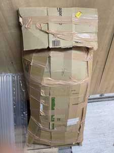 サンコー 電動階段のぼれる台車 ELECTRLOPBの梱包3