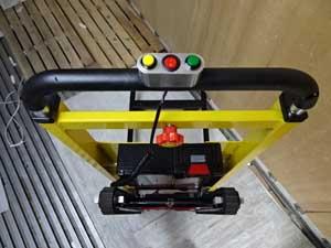 サンコー 電動階段のぼれる台車 ELECTRLOPB 操作ボタン
