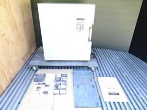 シンポ マイコン付 小型電気窯 DMT-01型