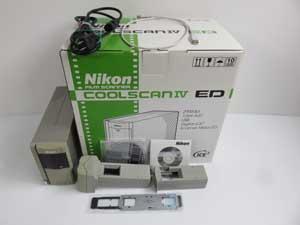 ニコン Nikon COOL SCAN I フィルムスキャナー 買取